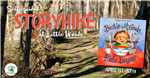 April StoryHike at Little Woods